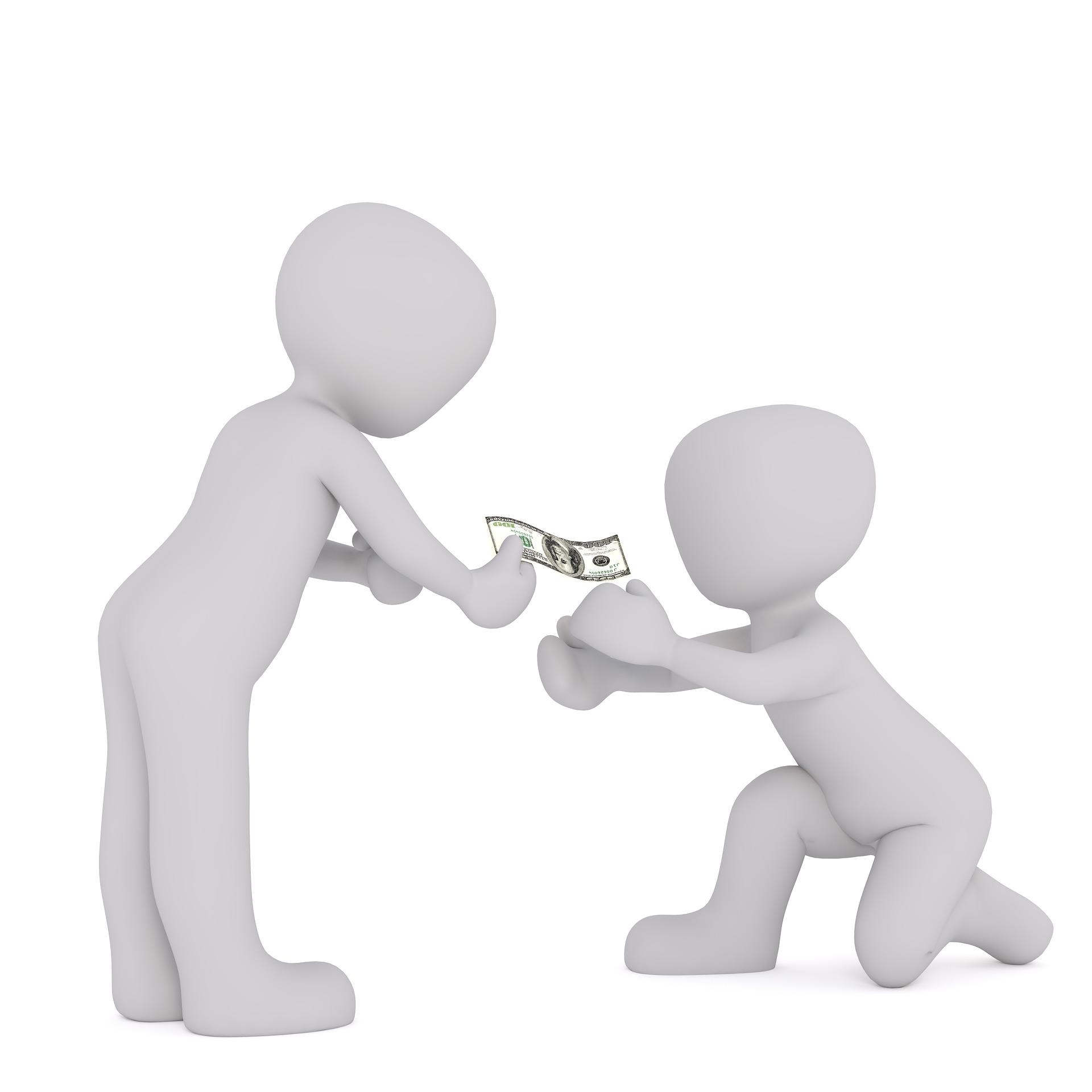 借錢該怎麼借?願意借錢給你的都是生命中的貴人!